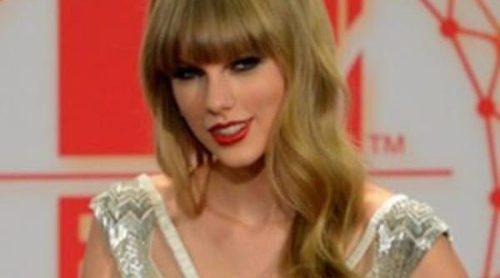 Taylor Swift, One Direction y el 'Gangnam Style' de Psy triunfan en los MTV EMA 2012