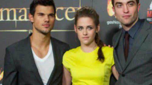 Ana Fernández y Edurne estrenan 'Amanecer. Parte 2' con Robert Pattinson, Kristen Stewart y Taylor Lautner