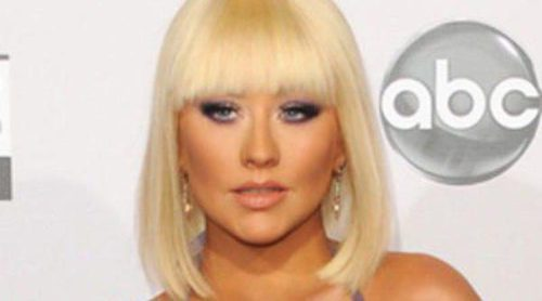 Christina Aguilera presenta los temas 'Let There Be Love', 'Just A Fool' y 'Make The World Move' en 'The Voice'