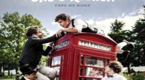 'Take Me Home' de One Direction es el disco más vendido del mundo y ya supera el millón de copias vendidas