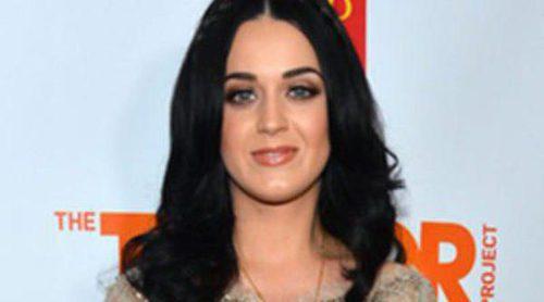 Katy Perry recibe el Trevor Hero Award 2012 junto a Chris Colfer, Zoe Saldana, Darren Criss y Sarah Hyland