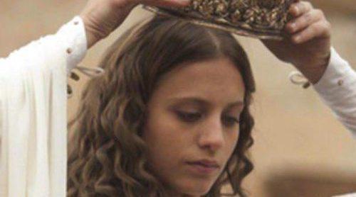 La primera temporada de 'Isabel' llega a su fin este lunes con la coronación de la Reina de Castilla