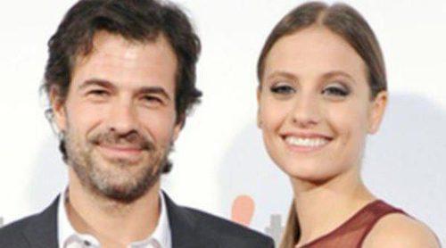 Michelle Jenner y Rodolfo Sancho celebran el éxito de la primera temporada de 'Isabel'