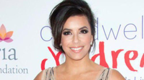 Eva Longoria preside la Noble Gift Gala 2012 de Londres junto a Melanie Brown y Will.i.am