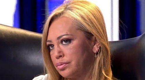 Belén Esteban tras el testimonio de Rocío Carrasco: 'Yo he contribuido a ello, la he llamado 'mala madre' y me siento mal'