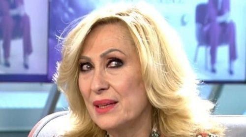 Rosa Benito, tras la docu-serie de Rocío Carrasco: 'Me vi en su piel. Yo también intenté dormir por el dolor'
