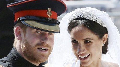 El Príncipe Harry y Meghan Markle aclaran la verdad sobre su boda secreta