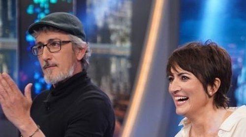 Silvia Abril y David Fernández recuerdan su surrealista paso por Eurovisión 2018 con la actuación del Chikilicuatre