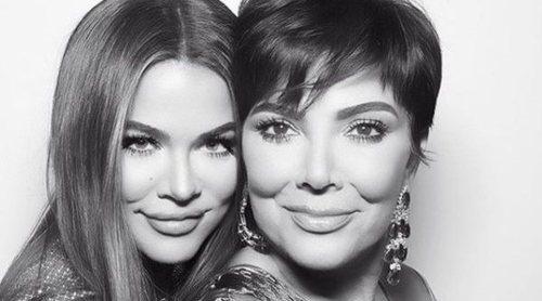La inesperada confesión de Kris Jenner: Ella y Khloé Kardashian tienen un tatuaje a juego en el culo