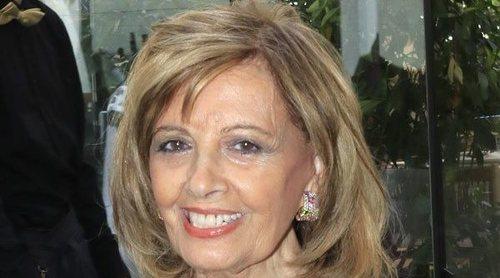 Las palabras de María Teresa Campos sobre Fidel Albiac y el motivo por el que no ha visto la docu-serie de Rocío Carrasco
