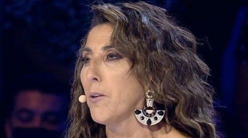 El emotivo regreso de Paz Padilla a 'Got Talent' tras la muerte de su marido: 'Quiero daros las gracias'