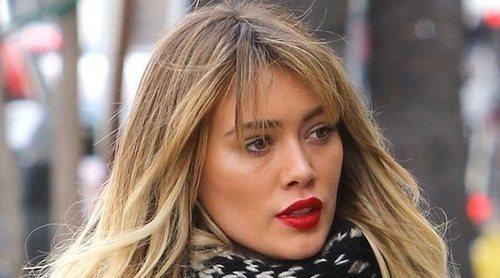 Hilary Duff ha sido madre por tercera vez, la segunda con Matthew Koma