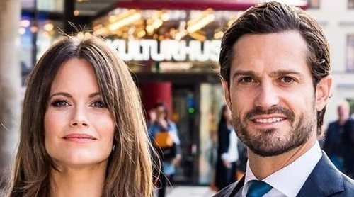 Carlos Felipe y Sofia de Suecia comparten la primera foto de su tercer hijo y revelan su nombre