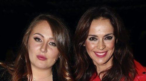 Olga Moreno llega a Madrid acompañada de Rocío Flores para poner rumbo a 'Supervivientes 2021'