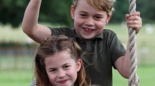 La afición del Príncipe Jorge, la Princesa Carlota y el Príncipe Luis que enorgullece a la Reina Isabel