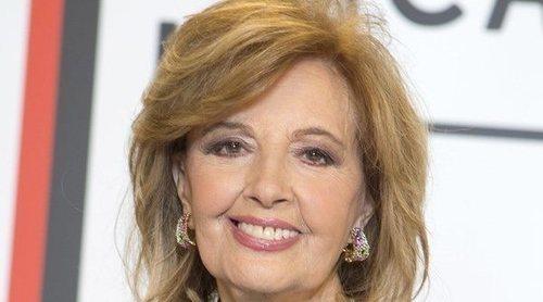 María Teresa Campos responde a Rosa Benito: 'Lo que haya dicho será una imbecilidad'