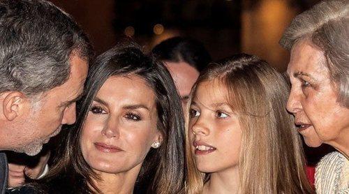 Los planes de los Reyes Felipe y Letizia con sus hijas Leonor y Sofía en Semana Santa que incluyen a la Reina Sofía