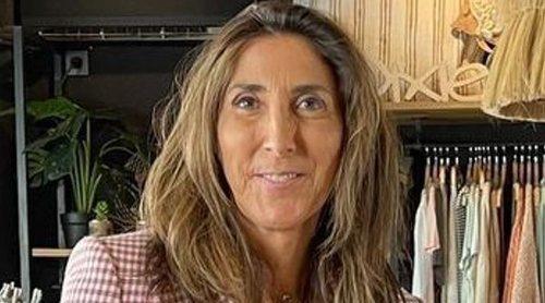 Paz Padilla aclara que no se ha saltado las restricciones: 'Tengo que contratar gente para la tienda'