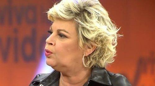 Las lágrimas de Terelu Campos al saber cómo se dirige a ella David Flores Carrasco