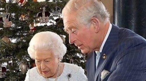 El reencuentro de la Reina Isabel y el Príncipe Carlos en Frogmore House para celebrar Pascua