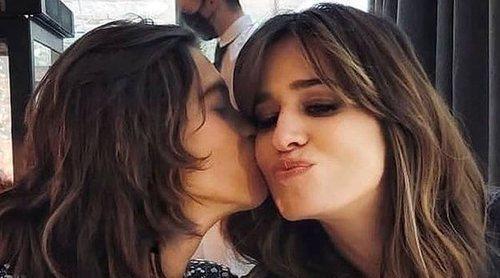 Sara Carbonero hace una preciosa promesa al hijo mayor de Isabel Jiménez con motivo de su segundo cumpleaños