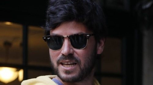 Willy Bárcenas, feliz por el primer permiso penitenciario de su padre Luis Bárcenas