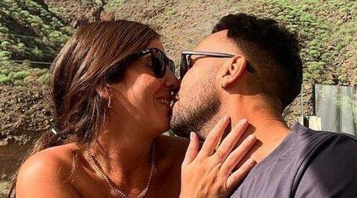 Anabel Pantoja ya está echando de menos a su novio, Omar Sánchez: 'No ha pasado ni una semana'