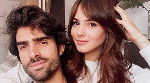 Andrea Duro y Juan Betancourt han roto su relación