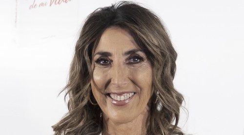 Paz Padilla presenta 'El humor de mi vida': 'Me empeñé en que la muerte de Antonio fuera maravillosa'