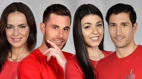 Tom Brusse, Lola, Gianmarco y Olga Moreno, primeros nominados de 'Supervivientes 2021'