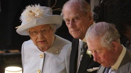 El Príncipe Carlos, el mayor apoyo de la Reina Isabel II tras la muerte del Duque de Edimburgo
