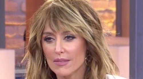 Emma García confiesa que tenía 'mala sintonía' con Rocío Carrasco por Antonio David Flores
