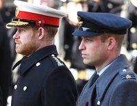 EL Príncipe Guillermo y el Príncipe Harry volverán a reunirse unidos por el dolor por la muerte de su abuelo