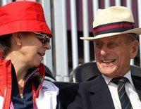 """Las emotivas palabras de despedida y homenaje de la Princesa Ana al Duque de Edimburgo: """"Ha sido mi maestro"""""""