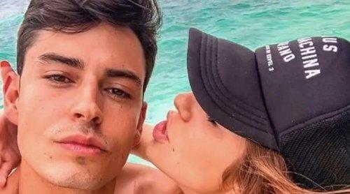 Anita Matamoros ha roto con su novio, David Salvador: