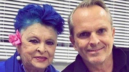 Miguel Bosé niega que su madre Lucía Bosé muriese de coronavirus: 'Se la sedó hasta la muerte'