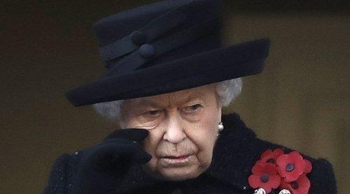 La Reina Isabel retoma sus obligaciones solo cuatro días después de la muerte del Duque de Edimburgo