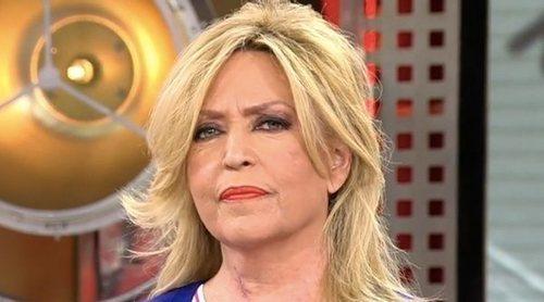 Lydia Lozano desmiente haber escuchado las grabaciones de Antonio David Flores en casa de Rocío Jurado