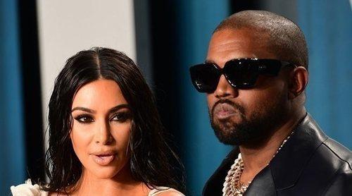 Esta es la respuesta de Kanye West a la demanda de divorcio de Kim Kardashian