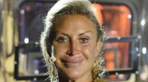 Raquel Mosquera, ingresada tras sufrir un brote psicótico