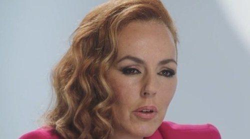 Rocío Carrasco se queda en shock ante un comentario de Antonio David que nunca había escuchado