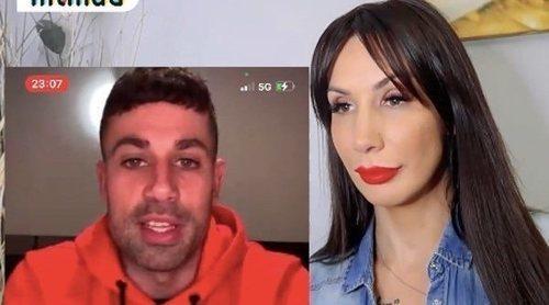 Fani Carbajo y Diego revelan una posible infidelidad de Iván Rubio a Lola: 'Tengo capturas'