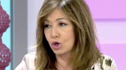 Ana Rosa Quintana sale en defensa de Rocío Flores: 'Está sufriendo acoso y una revictimización'
