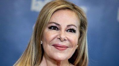Ana Obregón: 'Me morí el día que se fue mi hijo, pero sé que voy a renacer'