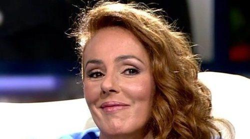 Rocío Carrasco cuenta qué haría si tuviera a Pedro Carrasco delante y habla sobre Raquel Mosquera