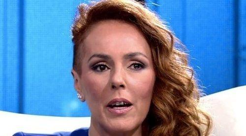 Rocío Carrasco, ante las acusaciones de Alessandro Lequio: 'Es muy parecido a Antonio David Flores'