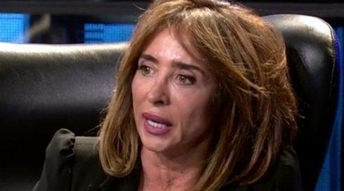 María Patiño se defiende de Rocío Carrasco rescatando su entrevista a Antonio David hablando del episodio de la ventana