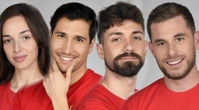 Gianmarco Onestini, Tom Brusse, Alejandro Albalá y Palito Dominguín, nominados de la semana en 'SV 2021'