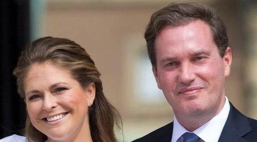 Magdalena de Suecia y Chris O'Neill, vacunados contra el coronavirus en Florida