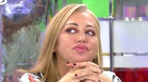 Belén Esteban cree que Rocío Flores sí ha hecho preguntas a Antonio David desde que empezó el documental